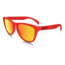 Oakley-Frogskins-Red-Fire-Iridium