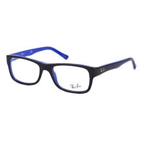 gafas de ver ray ban azules