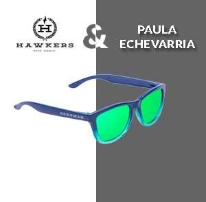 Hawkers y Paula Echevarria en Solvision